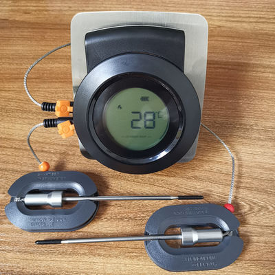 3 Seconds Read Barbeque Bluetooth Food Thermometer